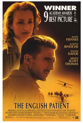 The English Patient - 27 x 40 Movie Poster - Style A