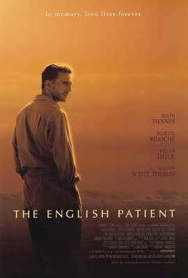 The English Patient - 27 x 40 Movie Poster - Style B