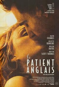 The English Patient - 11 x 17 Movie Poster - French Style B