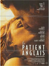 The English Patient - 43 x 62 Movie Poster - French Style B