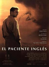 The English Patient - 43 x 62 Movie Poster - Spanish Style A