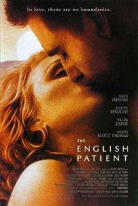 The English Patient - 27 x 40 Movie Poster - Style D