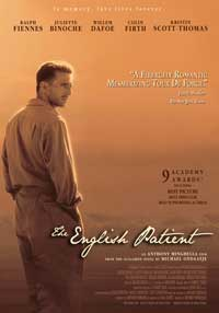 The English Patient - 11 x 17 Movie Poster - UK Style A