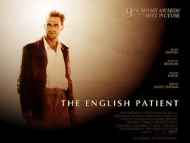The English Patient - 43 x 62 Movie Poster - UK Style B