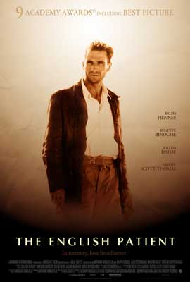 The English Patient - 27 x 40 Movie Poster - UK Style D