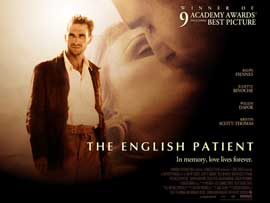 The English Patient - 43 x 62 Movie Poster - UK Style D