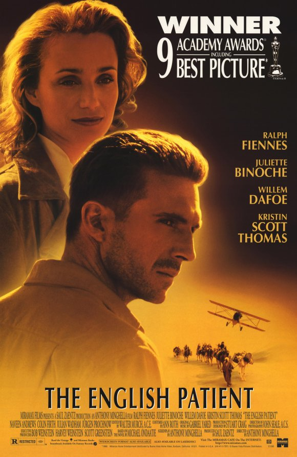 the english patient movie posters from movie poster shop