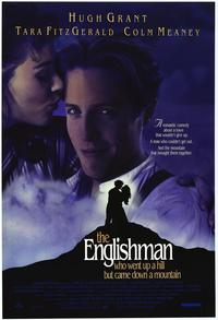 The Englishman Who Went up a Hill But Came down a Mountain - 11 x 17 Movie Poster - Style B