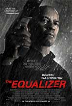 """The Equalizer"" Movie Poster"