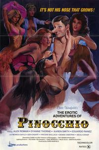 The Erotic Adventures of Pinocchio - 11 x 17 Movie Poster - Style A