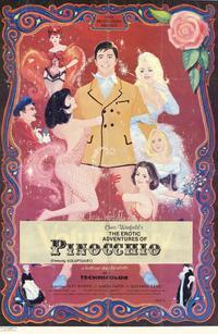 The Erotic Adventures of Pinocchio - 11 x 17 Movie Poster - Style C