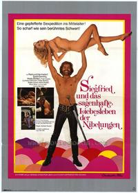 The Erotic Adventures of Siegfried - 27 x 40 Movie Poster - Style A