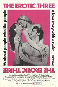 The Erotic Three - 11 x 17 Movie Poster - Style A