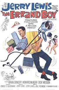The Errand Boy - 27 x 40 Movie Poster - Style A