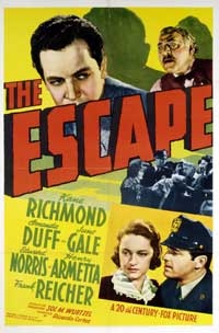 The Escape - 27 x 40 Movie Poster - Style A