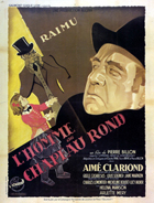 The Eternal Husband - 27 x 40 Movie Poster - French Style B