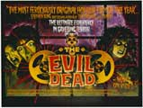 The Evil Dead - 43 x 62 Movie Poster - Bus Shelter Style B