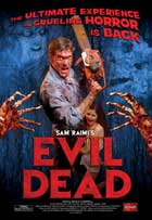 The Evil Dead - 11 x 17 Movie Poster - Style G