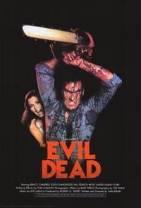 The Evil Dead - 27 x 40 Movie Poster - Style B