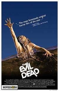 The Evil Dead - 43 x 62 Movie Poster - Bus Shelter Style A