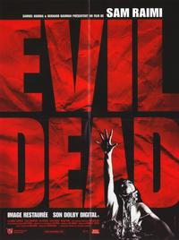 The Evil Dead - 11 x 17 Movie Poster - French Style A