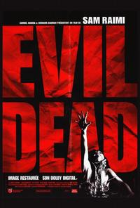 The Evil Dead - 27 x 40 Movie Poster - French Style A
