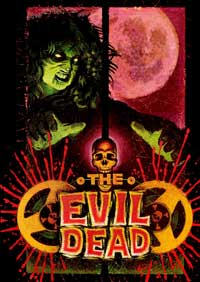 The Evil Dead - 11 x 17 Movie Poster - Style D