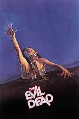 The Evil Dead - 11 x 17 Movie Poster - Style E