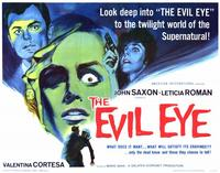 The Evil Eye - 11 x 14 Movie Poster - Style A