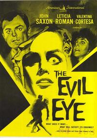 The Evil Eye - 11 x 14 Movie Poster - Style B