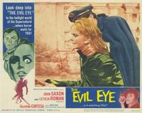 The Evil Eye - 11 x 14 Movie Poster - Style C