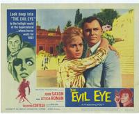 The Evil Eye - 11 x 14 Movie Poster - Style D