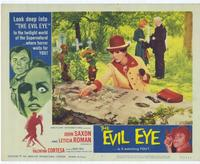 The Evil Eye - 11 x 14 Movie Poster - Style E