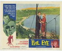 The Evil Eye - 11 x 14 Movie Poster - Style F
