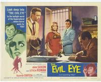 The Evil Eye - 11 x 14 Movie Poster - Style G