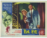 The Evil Eye - 11 x 14 Movie Poster - Style H
