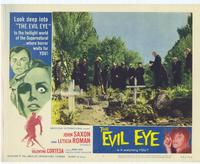 The Evil Eye - 11 x 14 Movie Poster - Style I