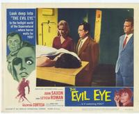 The Evil Eye - 11 x 14 Movie Poster - Style J