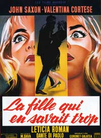 The Evil Eye - 11 x 17 Movie Poster - French Style A