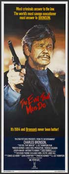 The Evil That Men Do - 14 x 36 Movie Poster - Insert Style A