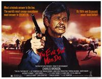 The Evil That Men Do - 11 x 14 Movie Poster - Style A