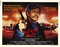 The Evil That Men Do - 22 x 28 Movie Poster - Half Sheet Style A