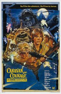 The Ewok Adventure - 27 x 40 Movie Poster - Style B