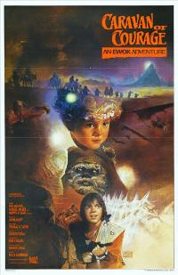 The Ewok Adventure - 43 x 62 Movie Poster - Bus Shelter Style A