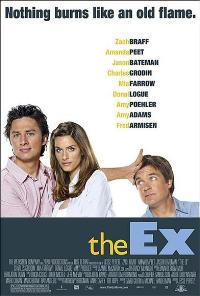 The Ex - 11 x 17 Movie Poster - Style B