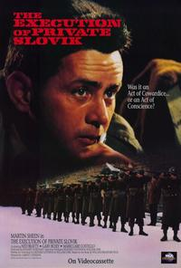 The Execution of Private Slovik - 27 x 40 Movie Poster - Style A