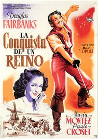 The Exile - 27 x 40 Movie Poster - Spanish Style A