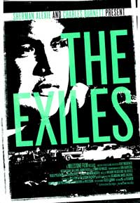 The Exiles - 43 x 62 Movie Poster - Bus Shelter Style A