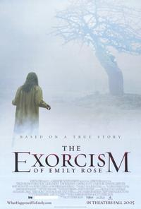 The Exorcism of Emily Rose - 11 x 17 Movie Poster - Style A