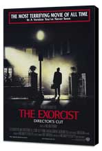 The Exorcist - 27 x 40 Movie Poster - Style B - Museum Wrapped Canvas